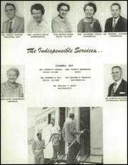Page 16, 1955 Edition, David Starr Jordan High School - Trailblazer Yearbook (Long Beach, CA) online yearbook collection