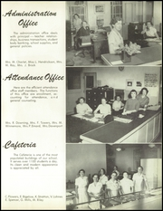 Page 17, 1955 Edition, David Starr Jordan High School - Trailblazer Yearbook (Long Beach, CA) online yearbook collection