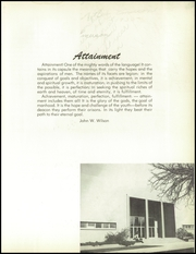 Page 9, 1955 Edition, David Starr Jordan High School - Trailblazer Yearbook (Long Beach, CA) online yearbook collection