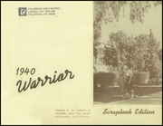 Page 3, 1940 Edition, Fallbrook Union High School - Moccasin Yearbook (Fallbrook, CA) online yearbook collection