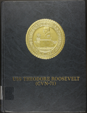 Page 1, 1993 Edition, USS Roosevelt (CVN 71) - Naval Cruise Book online yearbook collection