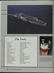 Page 10, 1993 Edition, USS Roosevelt (CVN 71) - Naval Cruise Book online yearbook collection