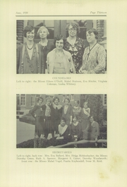Page 17, 1930 Edition, Huntington Park High School - El Recuerdo Yearbook (Huntington Park, CA) online yearbook collection