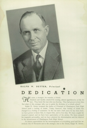 Page 10, 1937 Edition, Huntington Park High School - El Recuerdo Yearbook (Huntington Park, CA) online yearbook collection