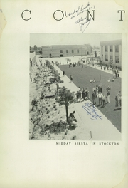 Page 12, 1937 Edition, Huntington Park High School - El Recuerdo Yearbook (Huntington Park, CA) online yearbook collection