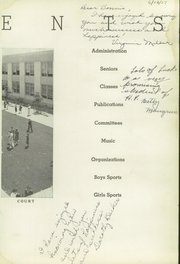 Page 13, 1937 Edition, Huntington Park High School - El Recuerdo Yearbook (Huntington Park, CA) online yearbook collection
