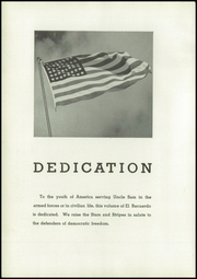 Page 10, 1942 Edition, Huntington Park High School - El Recuerdo Yearbook (Huntington Park, CA) online yearbook collection