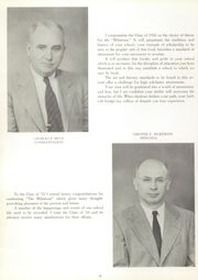 Page 10, 1955 Edition, Laurel High School - Milestone Yearbook (Laurel, DE) online yearbook collection