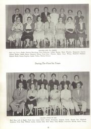 Page 16, 1955 Edition, Laurel High School - Milestone Yearbook (Laurel, DE) online yearbook collection
