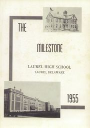 Page 5, 1955 Edition, Laurel High School - Milestone Yearbook (Laurel, DE) online yearbook collection