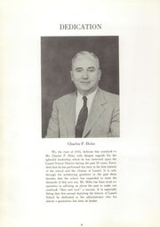 Page 8, 1955 Edition, Laurel High School - Milestone Yearbook (Laurel, DE) online yearbook collection