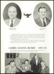 Page 10, 1956 Edition, Laurel High School - Milestone Yearbook (Laurel, DE) online yearbook collection