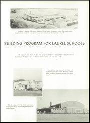 Page 11, 1956 Edition, Laurel High School - Milestone Yearbook (Laurel, DE) online yearbook collection
