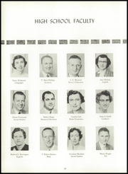 Page 14, 1956 Edition, Laurel High School - Milestone Yearbook (Laurel, DE) online yearbook collection