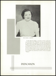 Page 8, 1956 Edition, Laurel High School - Milestone Yearbook (Laurel, DE) online yearbook collection