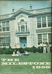 Page 1, 1959 Edition, Laurel High School - Milestone Yearbook (Laurel, DE) online yearbook collection