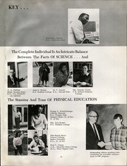 Page 15, 1968 Edition, Laurel High School - Milestone Yearbook (Laurel, DE) online yearbook collection