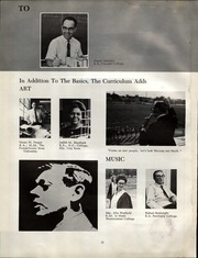 Page 16, 1968 Edition, Laurel High School - Milestone Yearbook (Laurel, DE) online yearbook collection