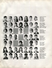 Page 51, 1968 Edition, Laurel High School - Milestone Yearbook (Laurel, DE) online yearbook collection