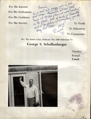 Page 8, 1968 Edition, Laurel High School - Milestone Yearbook (Laurel, DE) online yearbook collection