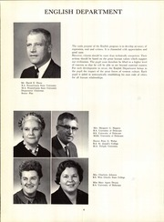Page 12, 1965 Edition, Claymont High School - Clay Tablet Yearbook (Claymont, DE) online yearbook collection