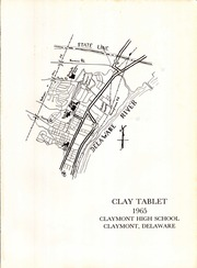 Page 5, 1965 Edition, Claymont High School - Clay Tablet Yearbook (Claymont, DE) online yearbook collection