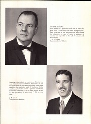 Page 9, 1965 Edition, Claymont High School - Clay Tablet Yearbook (Claymont, DE) online yearbook collection