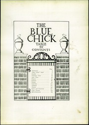 Page 9, 1925 Edition, Wilmington High School - Blue Chick Yearbook (Wilmington, DE) online yearbook collection