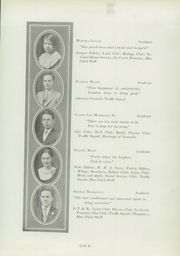 Page 61, 1930 Edition, Wilmington High School - Blue Chick Yearbook (Wilmington, DE) online yearbook collection