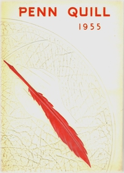 1955 Edition, William Penn High School - Memories Yearbook (New Castle, DE)