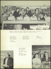 Page 10, 1955 Edition, William Penn High School - Memories Yearbook (New Castle, DE) online yearbook collection