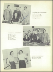 Page 15, 1955 Edition, William Penn High School - Memories Yearbook (New Castle, DE) online yearbook collection