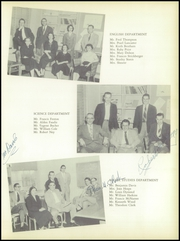 Page 17, 1955 Edition, William Penn High School - Memories Yearbook (New Castle, DE) online yearbook collection