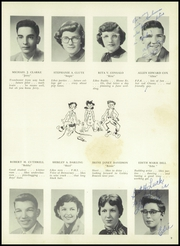 Page 13, 1955 Edition, Caesar Rodney High School - Crisp Yearbook (Wyoming, DE) online yearbook collection