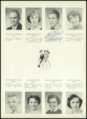 Page 15, 1955 Edition, Caesar Rodney High School - Crisp Yearbook (Wyoming, DE) online yearbook collection
