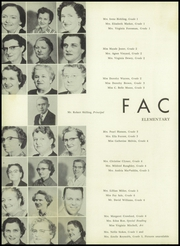 Page 8, 1955 Edition, Caesar Rodney High School - Crisp Yearbook (Wyoming, DE) online yearbook collection