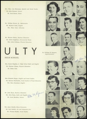 Page 9, 1955 Edition, Caesar Rodney High School - Crisp Yearbook (Wyoming, DE) online yearbook collection
