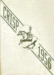 1956 Edition, Caesar Rodney High School - Crisp Yearbook (Wyoming, DE)