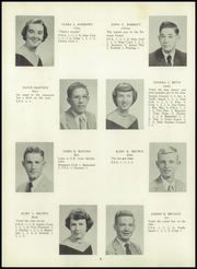 Page 12, 1957 Edition, Caesar Rodney High School - Crisp Yearbook (Wyoming, DE) online yearbook collection
