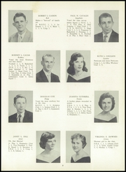 Page 13, 1957 Edition, Caesar Rodney High School - Crisp Yearbook (Wyoming, DE) online yearbook collection
