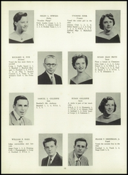 Page 14, 1957 Edition, Caesar Rodney High School - Crisp Yearbook (Wyoming, DE) online yearbook collection
