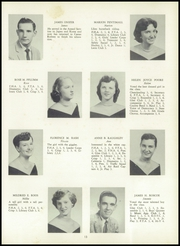Page 17, 1957 Edition, Caesar Rodney High School - Crisp Yearbook (Wyoming, DE) online yearbook collection