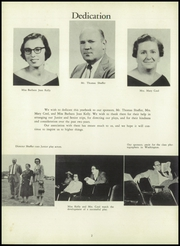 Page 6, 1957 Edition, Caesar Rodney High School - Crisp Yearbook (Wyoming, DE) online yearbook collection