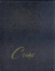 1967 Edition, Caesar Rodney High School - Crisp Yearbook (Wyoming, DE)