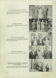 Page 10, 1950 Edition, Dover High School - Doverian Yearbook (Dover, DE) online yearbook collection