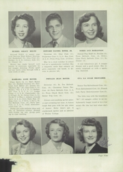 Page 13, 1950 Edition, Dover High School - Doverian Yearbook (Dover, DE) online yearbook collection