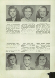 Page 14, 1950 Edition, Dover High School - Doverian Yearbook (Dover, DE) online yearbook collection