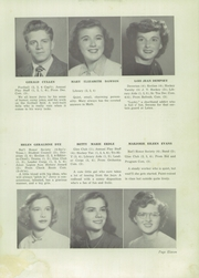 Page 15, 1950 Edition, Dover High School - Doverian Yearbook (Dover, DE) online yearbook collection
