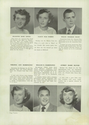 Page 16, 1950 Edition, Dover High School - Doverian Yearbook (Dover, DE) online yearbook collection