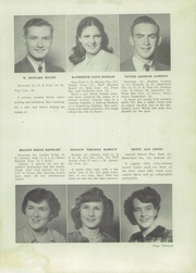 Page 17, 1950 Edition, Dover High School - Doverian Yearbook (Dover, DE) online yearbook collection